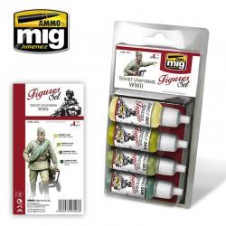 AK Interactive RCS016 RUSSIAN MODERN AFV SET