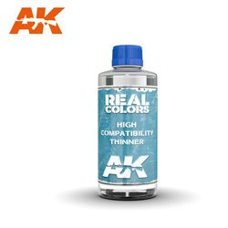 AK INTERACTIVE RC701 High Compatibility Thinner 200ml