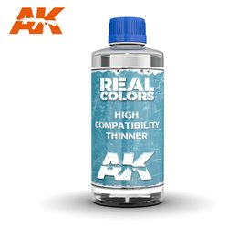 AK INTERACTIVE RC702 HIGH COMPATIBILITY THINNER 400ml