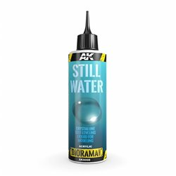 AK Interactive AK8008 Eau Calme - Still Water 250ml