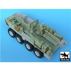 Black Dog T35001 1/35 M1126 Stryker ICV Interior
