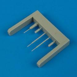 Black Dog T72105 1/72 Opel 3.6-47 Omnibus Stabwagen Accessories Set
