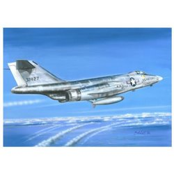 VALOM 72124 1/72 McDonnell F-101A + Mk.7 nuclear bomb