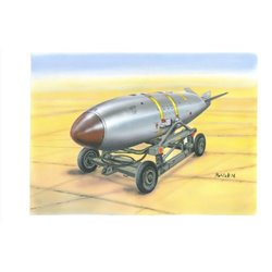 VALOM 72127 1/72 Mark 7 Nuclear Bomb