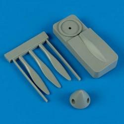 AK Interactive AK2080 RAF DAY FIGHTER SCHEME 4x17ml
