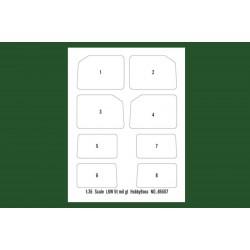 AK Interactive AK3070 US ARMY SOLDIER UNIFORM COLORS 6x17ml