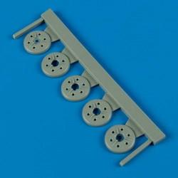 AK Interactive AK3100 WWI FRENCH UNIFORMS 3x17ml