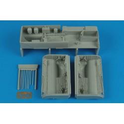 AK Interactive AK4230 MERDC CAMOUFLAGE COLORS 8x17ml