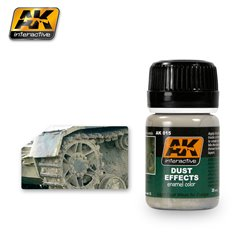 AK Interactive AK015 DUST EFFECTS 35ml