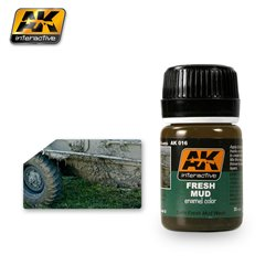 AK Interactive AK016 FRESH MUD EFFECTS 35ml