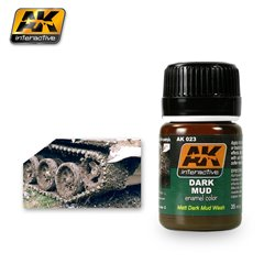 AK Interactive AK023 DARK MUD EFFECTS 35ml
