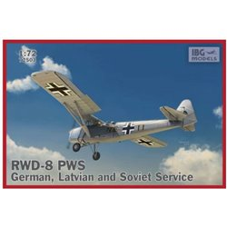 IBG Models 72503 1/72 RWD-8 PWS German, Latvian and Soviet service
