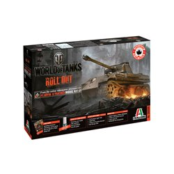ITALERI 36506 1/35 World of Tanks Pz. Kpfw. V Panther