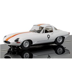 SCALEXTRIC C3890 Jaguar E Type 1965 Bathurst N°9 Bob Jane