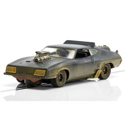 SCALEXTRIC C3983 Ford XB Falcon Matte Black