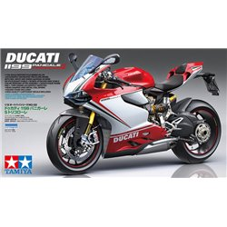Tamiya 14132 1/12 Ducati 1199 Panigale S – Tricolore