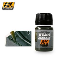 AK Interactive AK070 WASH FOR PANZER GREY VEHICLES 35ml