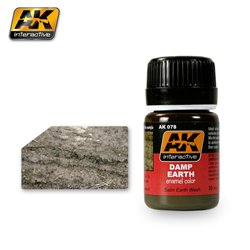 AK Interactive AK078 DAMP EARTH EFFECTS 35ml