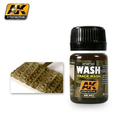 AK Interactive AK083 TRACK WASH 35ml
