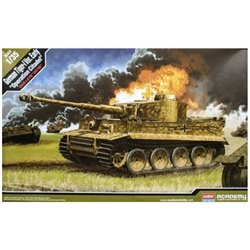 Academy 13509 1/35 German Tiger I Ver Early Operation Citadel