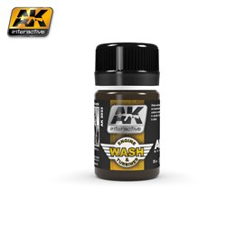 AK Interactive AK2033 WASH FOR AIRCRAFT ENGINE 35ml