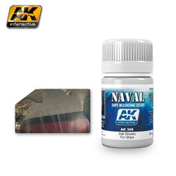 AK Interactive AK306 SALT STREAKS FOR SHIPS 35ml