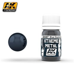 AK Interactive AK487 XTREME METAL METALIC BLUE 30ml