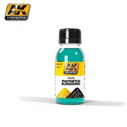 AK Interactive AK174 PHOTOETCH BURNISHING 100ml