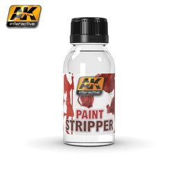 AK INTERACTIVE AK186 PAINT STRIPPER Décapant Peinture 100ml