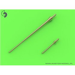 Master Model AM-144-023 1/144 SAAB 35 Draken (mid and late versions) - Pitot Tubes