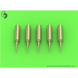 Master Model AM-72-129 1/72 Angle Of Attack probes - US type 5pcs