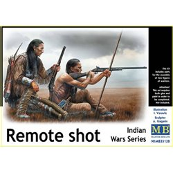 MasterBox MB35128 1/35 Indian Wars Series Remote Shot