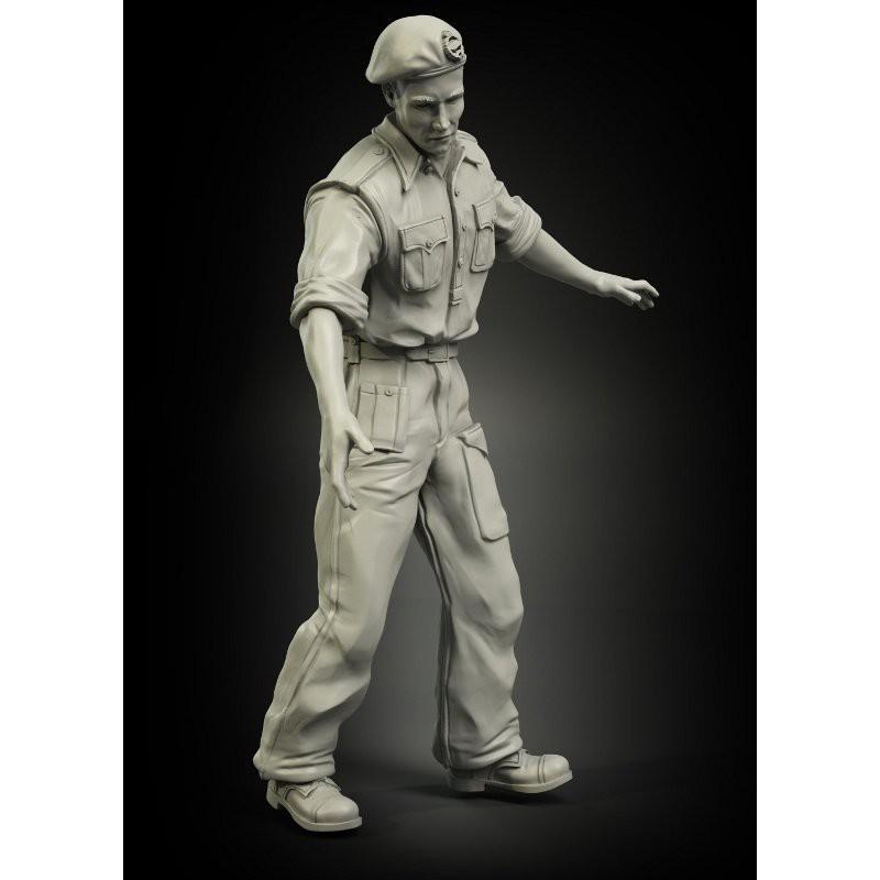MasterBox MB35128 1/35 Indian Wars Series Remote Shot