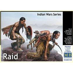 MasterBox MB35138 1/35 Indian Wars Series Raid