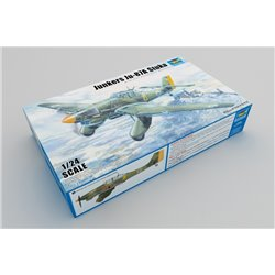 Trumpeter 02420 1/24 Junkers Ju-87A Stuka*