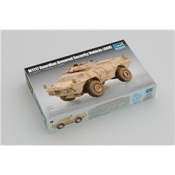 Trumpeter 07131 1/72 M1117 Guardian Armored Security Vehicle (ASV)
