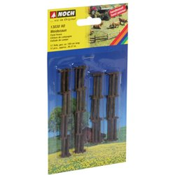 NOCH 13030 HO 1/87 Field Fence