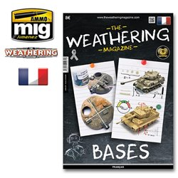 AMMO BY MIG A.MIG-4271 The Weathering Magazine 22 Bases FR - French