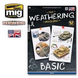 AMMO OF MIG A.MIG-4521 The Weathering Magazine 22 Basic Anglais - English