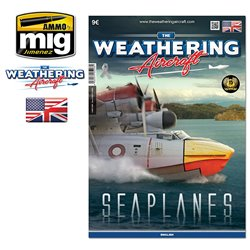 AMMO OF MIG A.MIG-5208 The Weathering Airplanes 8 Seaplanes Anglais - English