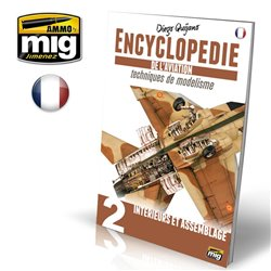 AMMO OF MIG A.MIG-6071 Encyclopédie Tech Aviation Vol2 Int Assemblage FR