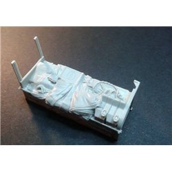 PANZER ART RE35-491 1/35 Stowage box for Scammel Pionier SV2S