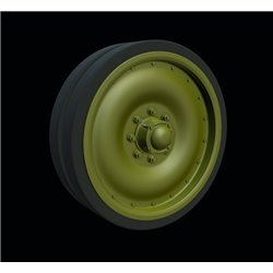 PANZER ART RE35-494 1/35 Road wheels for M113
