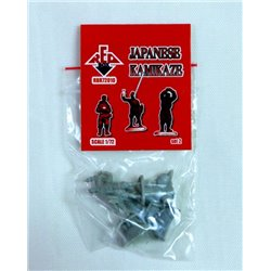 Red Box RBR72010 1/72 Japanese Kamikaze Set 2