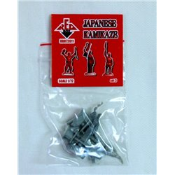 Red Box RBR72011 1/72 Japanese Kamikaze Set 3