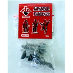 Red Box RBR72012 1/72 Japanese Kamikaze Set 4