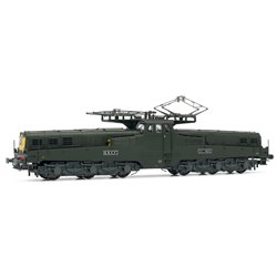 Jouef HJ2346 HO 1/87 Electric Locomotive CC 14100 SNCF Green/Yellow