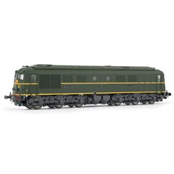 Jouef HJ2354S HO 1/87 Locomotive Diesel CC 65500 Period IV DCC Son
