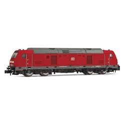 Arnold HN2210 N 1/160 Locomotive Diesel Class 245 DB AG Rouge