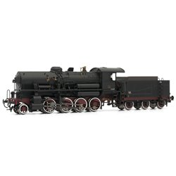 Rivarossi HR2385 HO 1/87 Steam Locomotive Gr 741 205 Sound